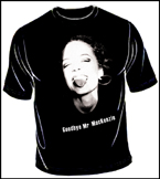 Shirley Manson_T Shirt_Ze Licking Voman
